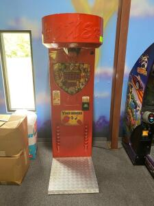 Y Not Boxers Dollar Operated Boxing Arcade Game