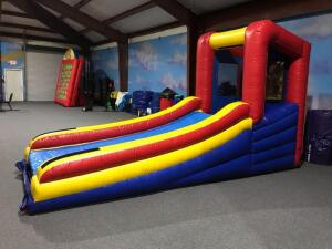 Skee Ball Inflatable Game - 6x18