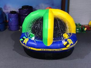 Challenger Inflatable Game - 10x5x12