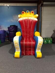 Large Inflatable Chair - 5x6x8