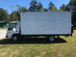 1997 GMC W4500 16ft Diesel Box Truck