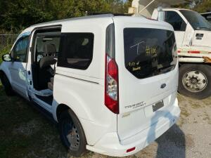 2018 Ford Transit Connect - Wrecked