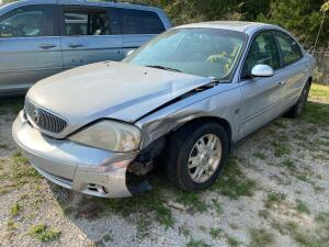 2003 Mercury Sable LS - Wrecked