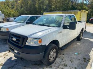 2008 Ford F-150 Ext. Cab 4x4 Pickup