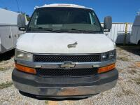 2010 Chevrolet 2500HD Utility Body Van - 2
