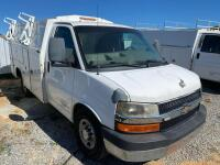 2010 Chevrolet 2500HD Utility Body Van - 3