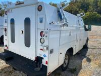 2010 Chevrolet 2500HD Utility Body Van - 4