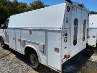 2010 Chevrolet 2500HD Utility Body Van - 5