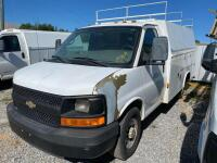 2008 Chevrolet 2500HD Utility Body Van
