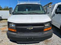 2008 Chevrolet 2500HD Utility Body Van - 2