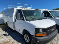 2008 Chevrolet 2500HD Utility Body Van - 3