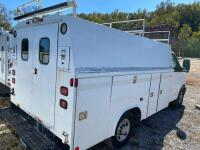 2008 Chevrolet 2500HD Utility Body Van - 4