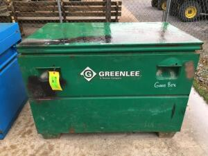 """GREENLEE"" GANGBOX AND ANY CONTENTS IN BOX"