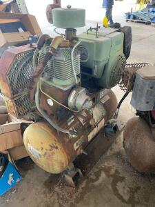 Champion Industrial Air Compressor - does not run