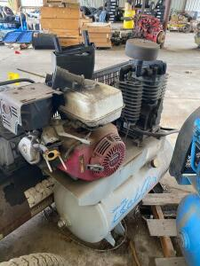 Bel Aire Industrial Air Compressor - does not run