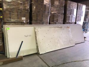 Lot - Large Whiteboards (some 16ft Long)