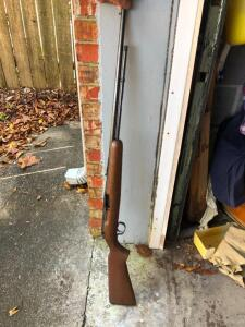 Remington .22 Short.Long or Long Rifle Model 550-1