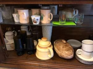 Lot- Misc Kitchen Items