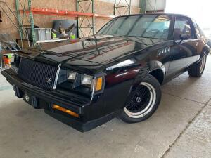 1987 Buick GNX - 3,390 Miles