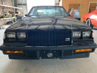 1987 Buick GNX - 3,390 Miles - 2