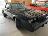 1987 Buick GNX - 3,390 Miles - 3