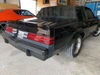 1987 Buick GNX - 3,390 Miles - 4