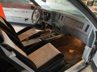 1987 Buick GNX - 3,390 Miles - 17