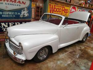 1947 Ford Coupe Convertible