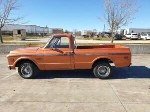 UPDATED PHOTOS! 1972 Chevrolet Custom 10 Deluxe Pick Up