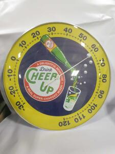 "12"" Cheer Up Thermometer"