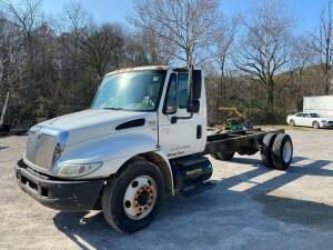 2007 International 4300 DT466 Cab n Chassis