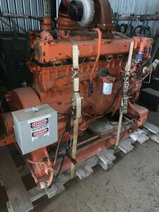 Cummins NTA855 Diesel Engine