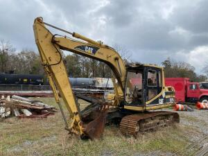 CAT 311B Excavator- Shows 5188 Hrs.
