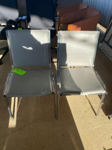 Lot- 2 Chairs