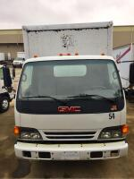 UPDATED INFORMATION 2004 GMC W3500 Truck, VIN # 4KDB4B1434J801107 - 2