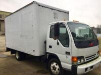 UPDATED INFORMATION 2004 GMC W3500 Truck, VIN # 4KDB4B1434J801107 - 3