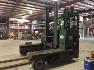 UPDATED INFORMATION: 2005 Combi Lift Model CL40173DA59