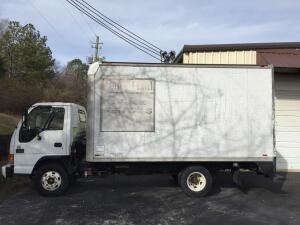 UPDATED INFORMATION 2005 GMC W3500 Truck, VIN # J8DB4B16457016081