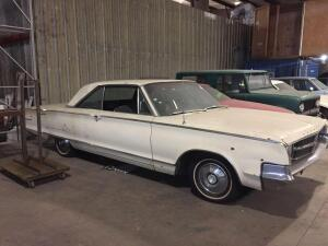 Project Car 1976 Chrysler 300 2 door V8