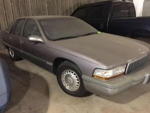 UPDATED INFORMATION: Project Vehicle 1995 Buick Road Master