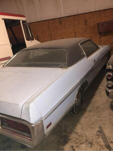 Project Vehicle 1972 Ford LTD