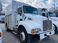 2007 Kenworth T-300 Service Body Truck - 3