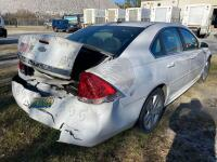 2011 Chevrolet Impala (WRECKED). CNG Fuel only - 3