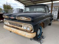 "1961 Chevrolet Apache ""Barn Find"""