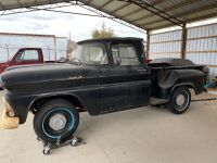 "1961 Chevrolet Apache ""Barn Find"" - 3"
