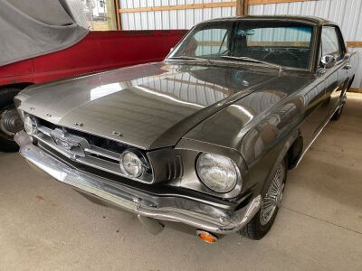 1965 Ford Mustang - partially restored