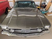 1965 Ford Mustang - partially restored - 4