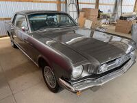 1965 Ford Mustang - partially restored - 5