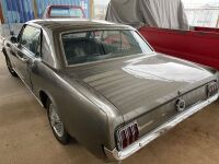 1965 Ford Mustang - partially restored - 16