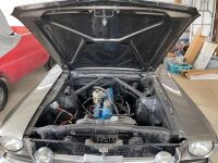 1965 Ford Mustang - partially restored - 31